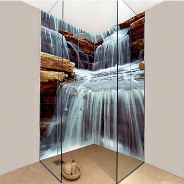 Mosaici fotografici for Mattonelle da muro